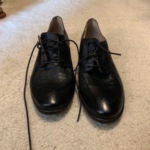 Frye black Oxford shoes size 8